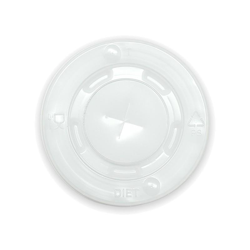 Tapa Vaso Foam 8  y 11 oz 250 y 330 cc (100 Uds)