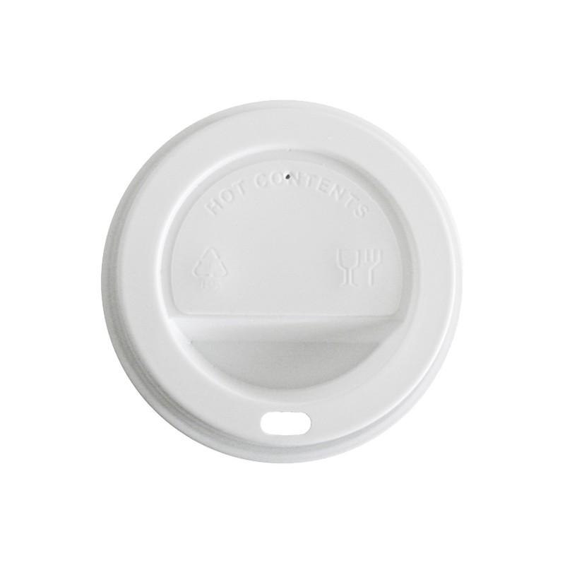 Tapa Bebedora Vaso Foam 8  y 11 oz 250 y 330 cc (100 Uds)