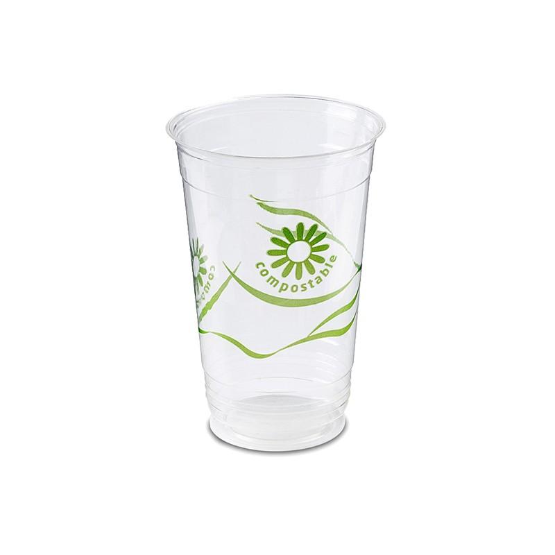 Vaso PLA Green Spirit de 330 cc (50 Uds)