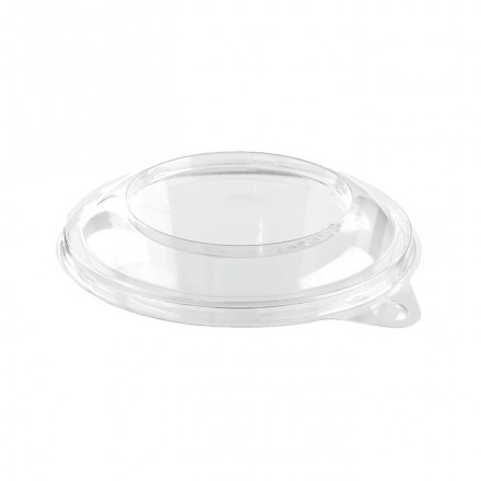Tapa transparente para vaso 230 cc