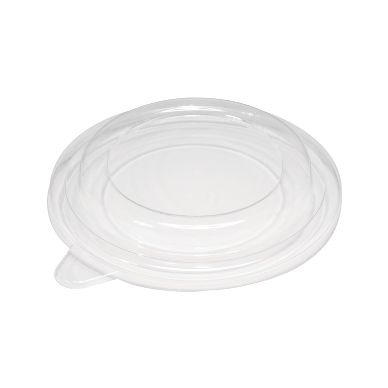 Tapa PET para sopera kraft 550, 750 y 900 cc (50 uds)