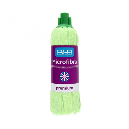 Fregona Microfibra Color Verde