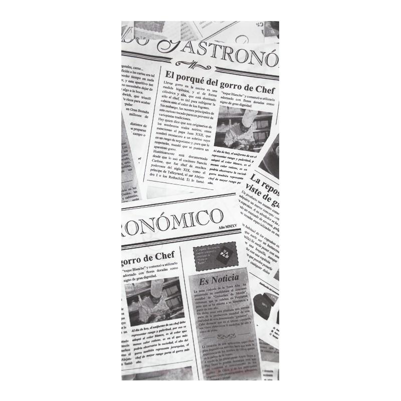 Bolsa Papel Antigrasa para Bocadillo 12+2x26 cm (2000 uds)