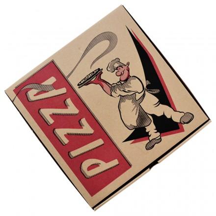 Caja Pizza Kraft Chef