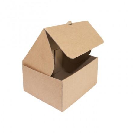 Caja Burguer XL Kraft...