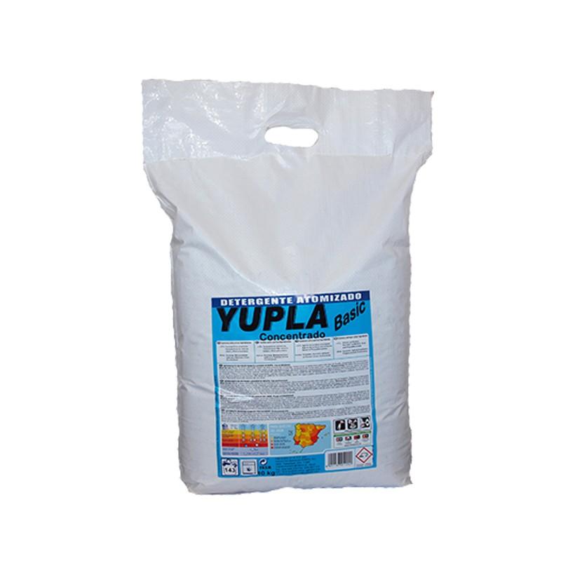 Detergente en Polvo Yupla Basic Concentrado (10 KG)