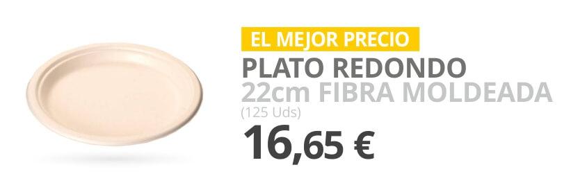Plato redondo
